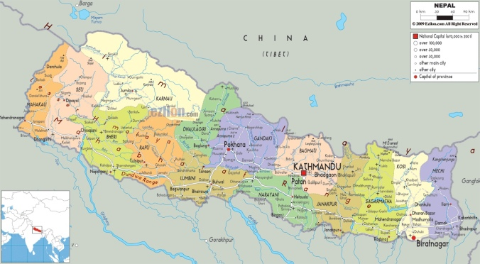 political-map-of-Nepal